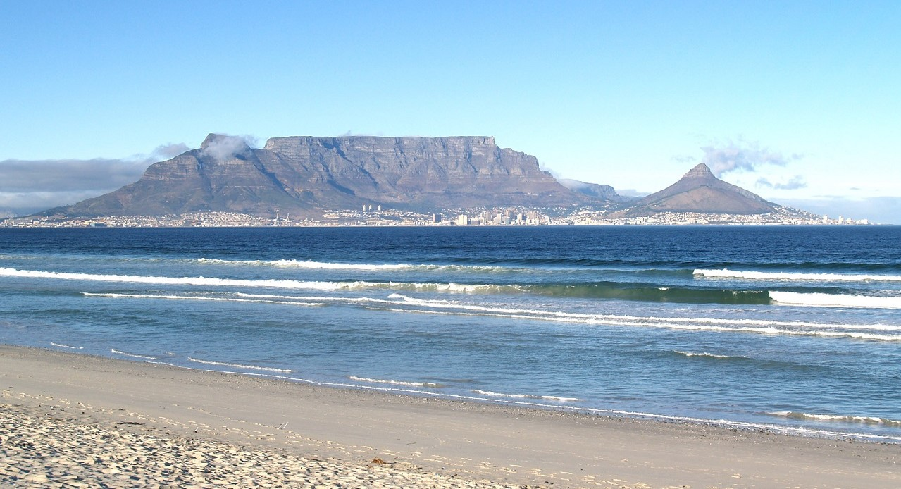 Real estate in Sunningdale, Cape Town - Blouberg Beach Table Mountain view 2 - Copy.jpg