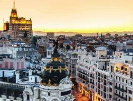 Häuser und Wohnungen in Madrid