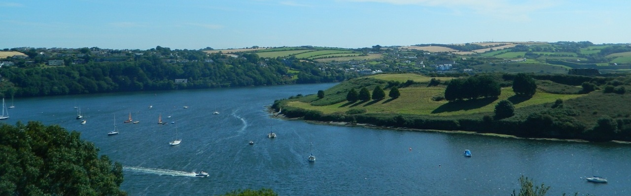 Kinsale - Kinsale Harbour from Compass Hill