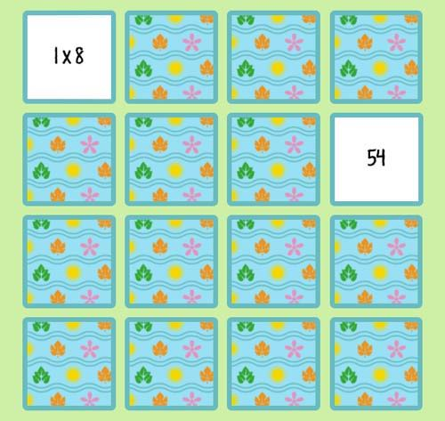 tablas de multiplicar interactivas para niños