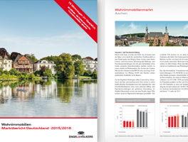 Lernen Sie uns kennen Wohnimmobilien Marktbericht 2015/2016