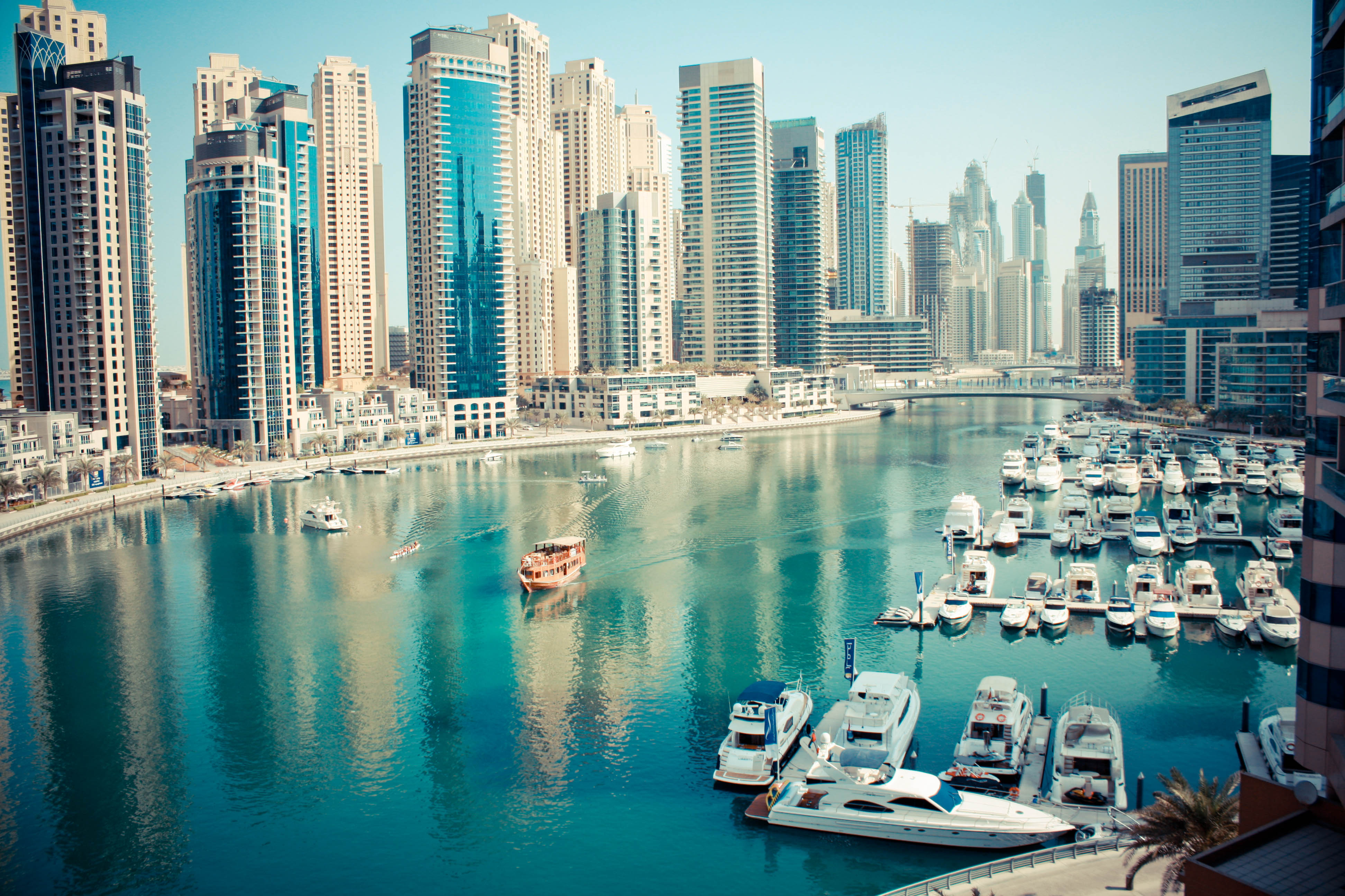 Real estate in Dubai, United Arab Emirates - Marina.jpg