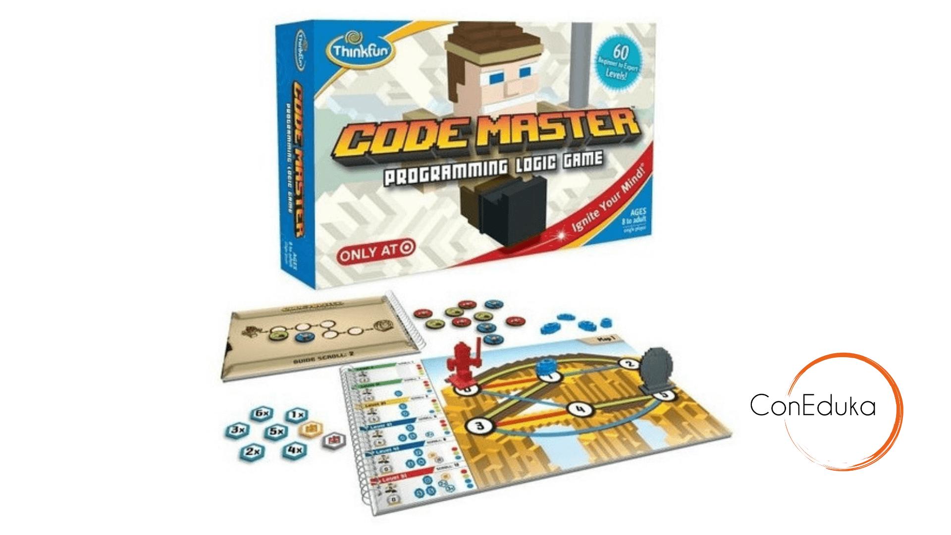 Code Master para niños