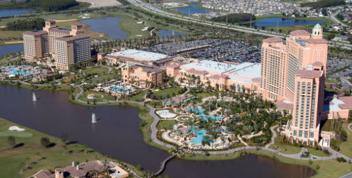 Barron's hosted this year's RIA SharkTank at the JW Marriot hotel in Orlando.