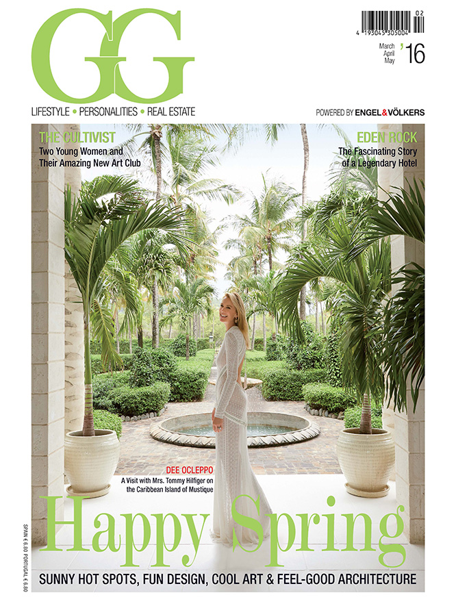 Costa Adeje - New GG magazine Ed April 2016 is at Engel & Völkers Costa Adeje Shop.