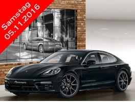 Einladung Porsche Panamera