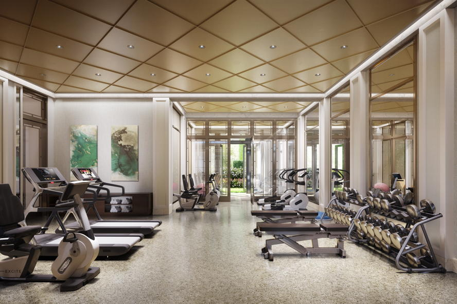 Hong Kong - The Morgan_Clubhouse Gym.jpg