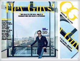 Our lifestyle magazine GG