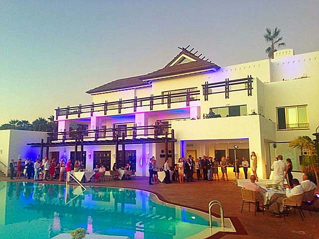Costa Adeje - The Terrace Club Event
