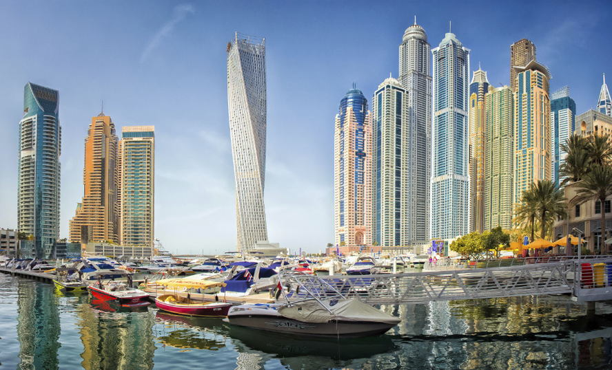 Dubai   Dubai Marina