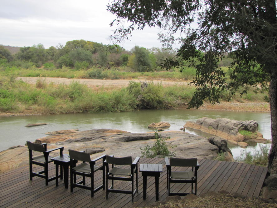 Hoedspruit - view of river