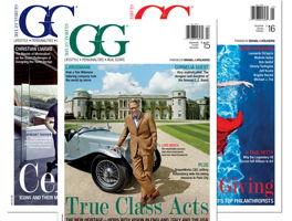 A nossa revista GG