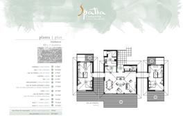 Plans de villa T2