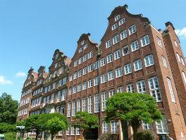 Объекты недвижимости в Гамбурге