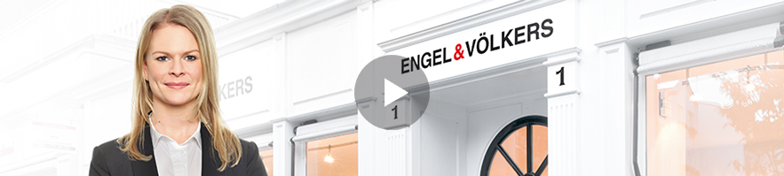 Hamburg - A Engel & Völkers abre-lhe as portas