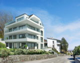 Thalwil - Sold - Garden and lake view, what could be better?