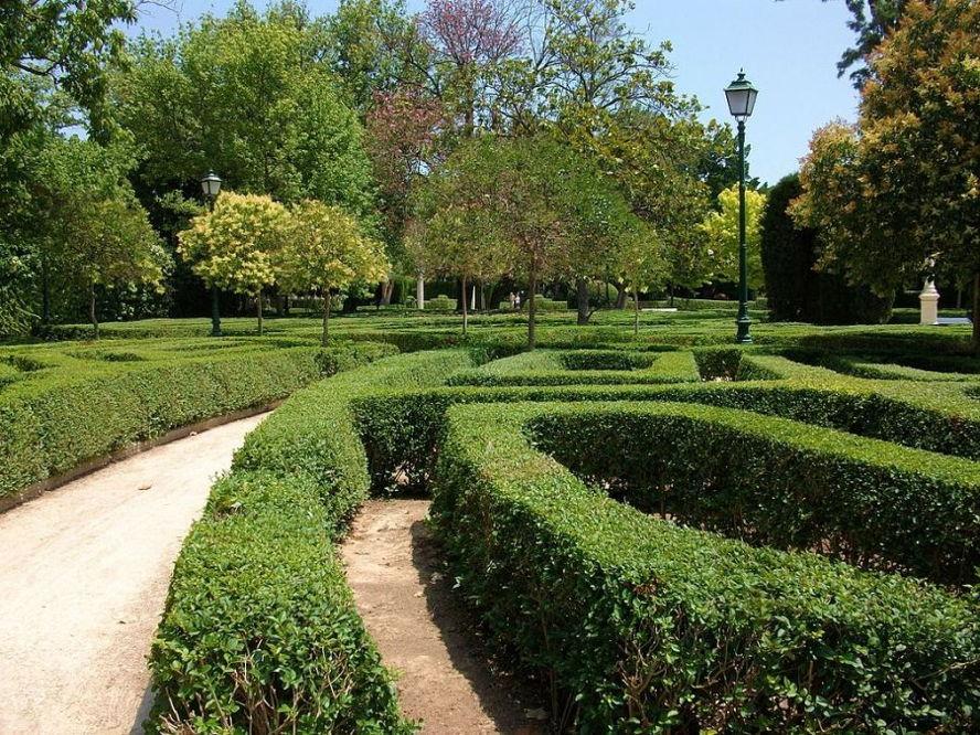Disfrutar la primavera en los jardines de valencia for Jardines del real valencia