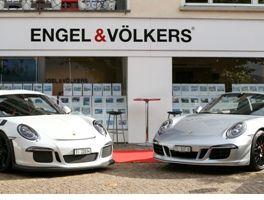 Engel&Völkers im Sportcars-Fieber