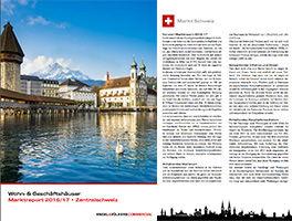 Marktreport Zentralschweiz - Wohn- & Geschäftshäuser
