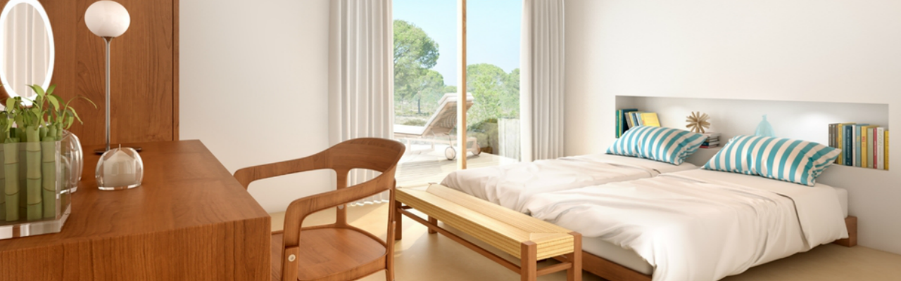 Real estate in Comporta - Spatia Residences bedroom.png