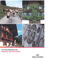 Private Residences Gstaad summer 2015