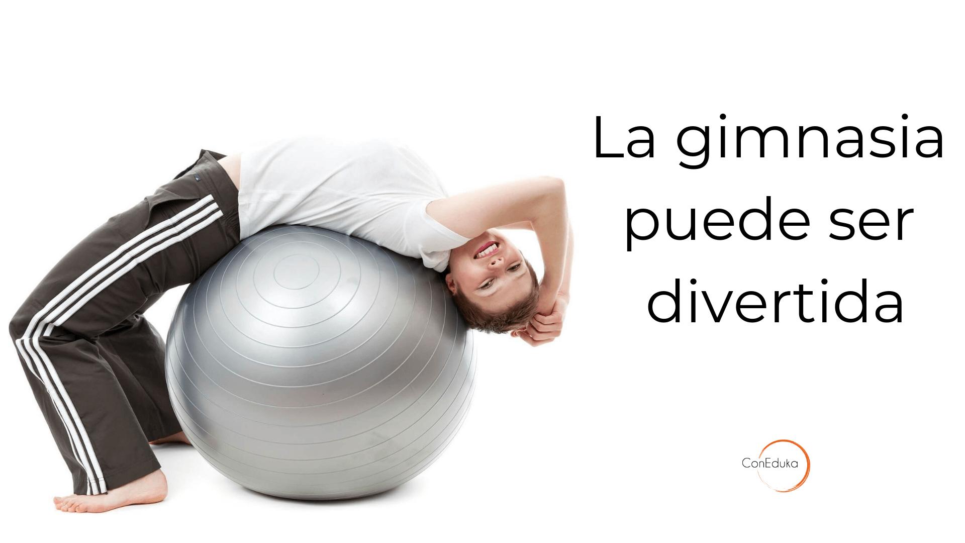 ejercicios divertidos para niños