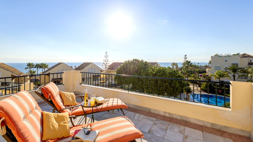 Marbella - Penthouse in Elviria