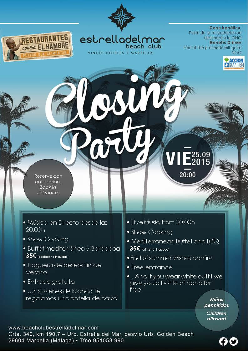 Marbella - closing party A4 Estrella Beach club Vincci Hotel.jpg