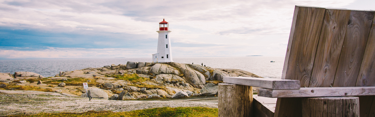 Hamburg - Peggys Cove Lighthouse, Nova Scotia, Canada, Forest Lakes Country Club.jpg