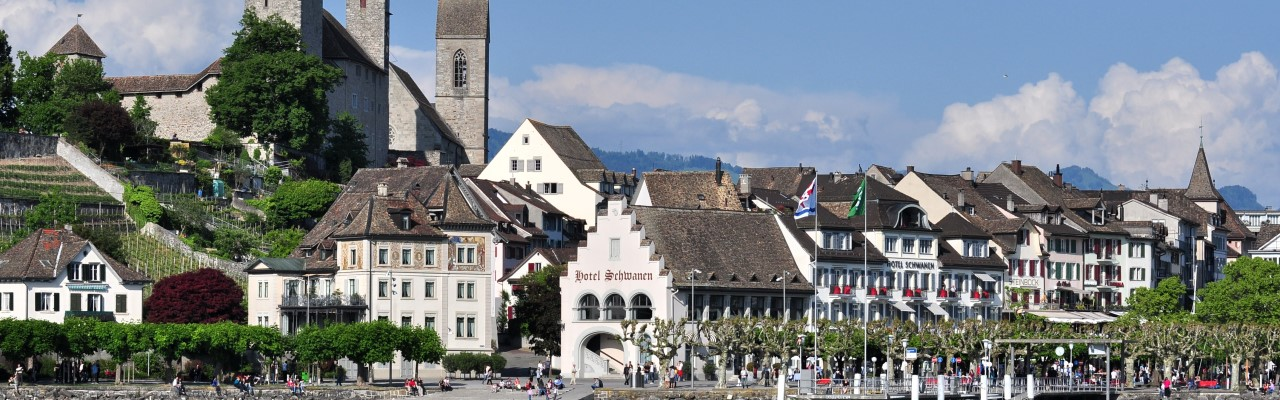Immobilien in Zug - Rapperswil