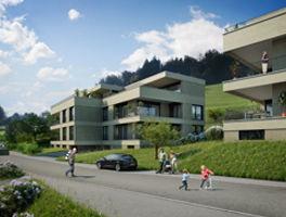 Neubauprojekt: BurgunderPark