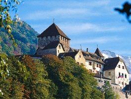 Region Liechtenstein