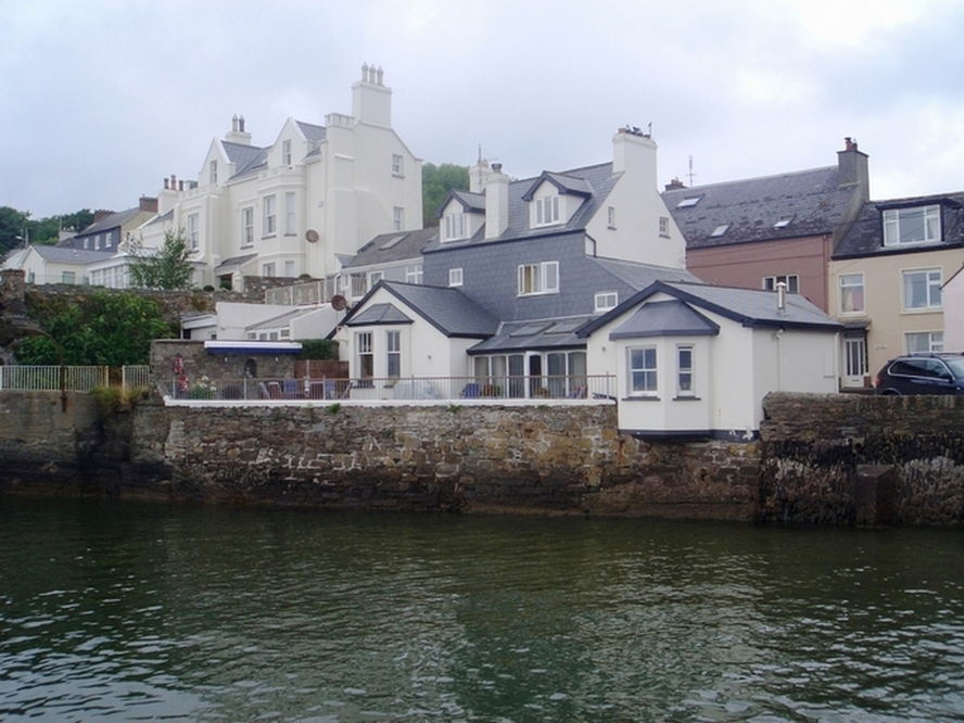 Kinsale - The Boathouse, Summercove, Kinsale, Co Cork