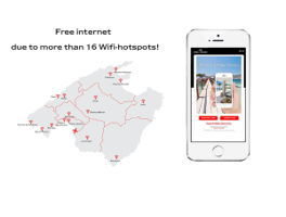 Free WiFi Internet with E&V Mallorca