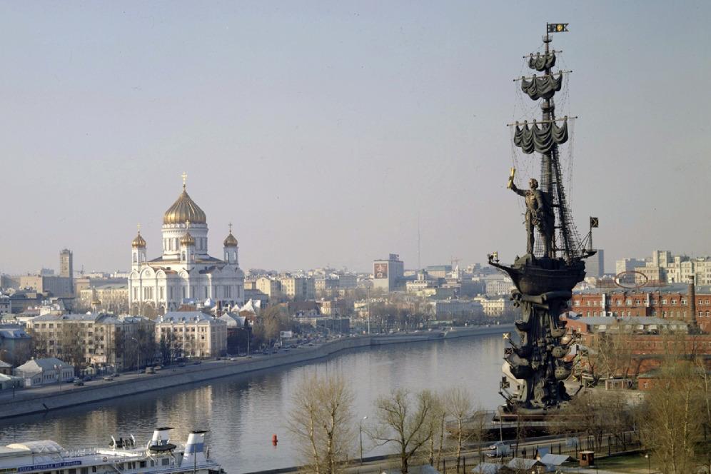 Фотография: tsereteli.ru