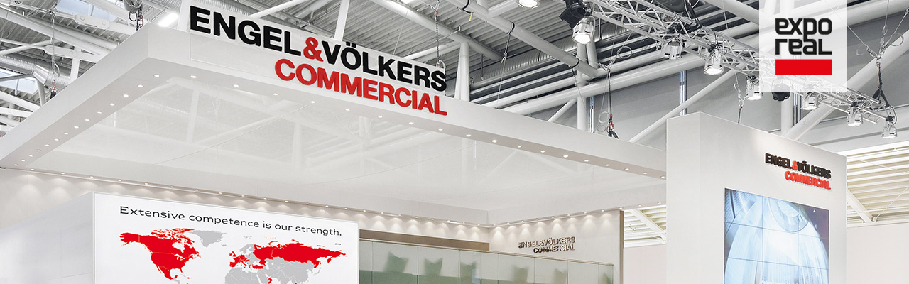Hamburg - ENGEL & VÖLKERS Commercial - Expo Real 2016