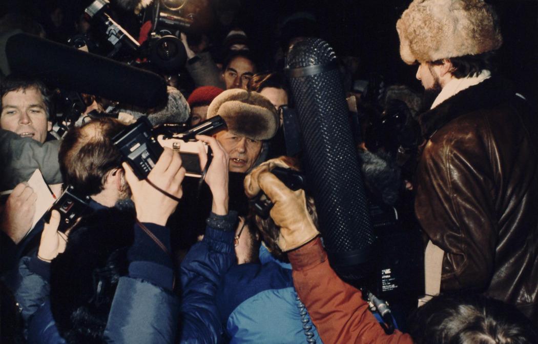 Валентин Кузьмин. Декабрь 1986 года / ИТАР-ТАСС