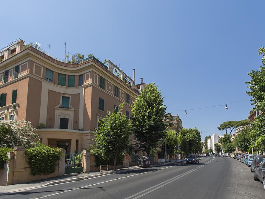 Comprare e vendere casa a balduina roma prezzi di mercato for Piazza balduina