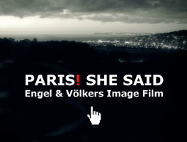 Paris! She said – Video