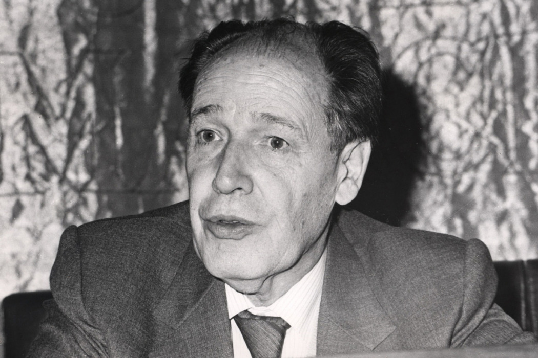 Хуан Хосе Линц, 1987 / Fundacion Juan March