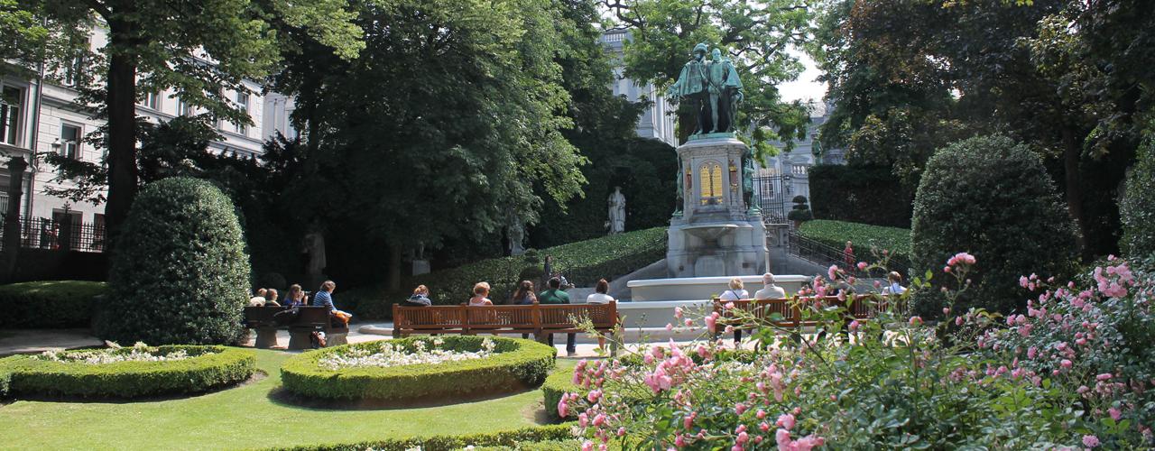 L'Immobilier à Brussels - Place du Petit Sablon