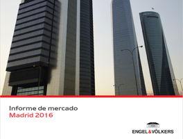 Informe de mercado inmobiliario 2016