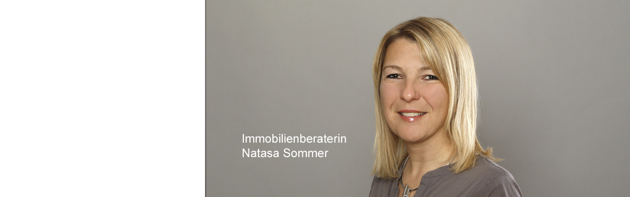 Immobilien in Hildesheim - Immobilienberaterin Natasa Sommer