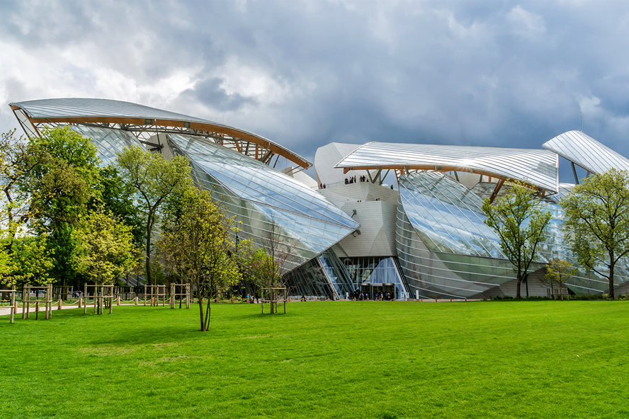 L'Immobilier à Paris - Fondation Louis Vuitton