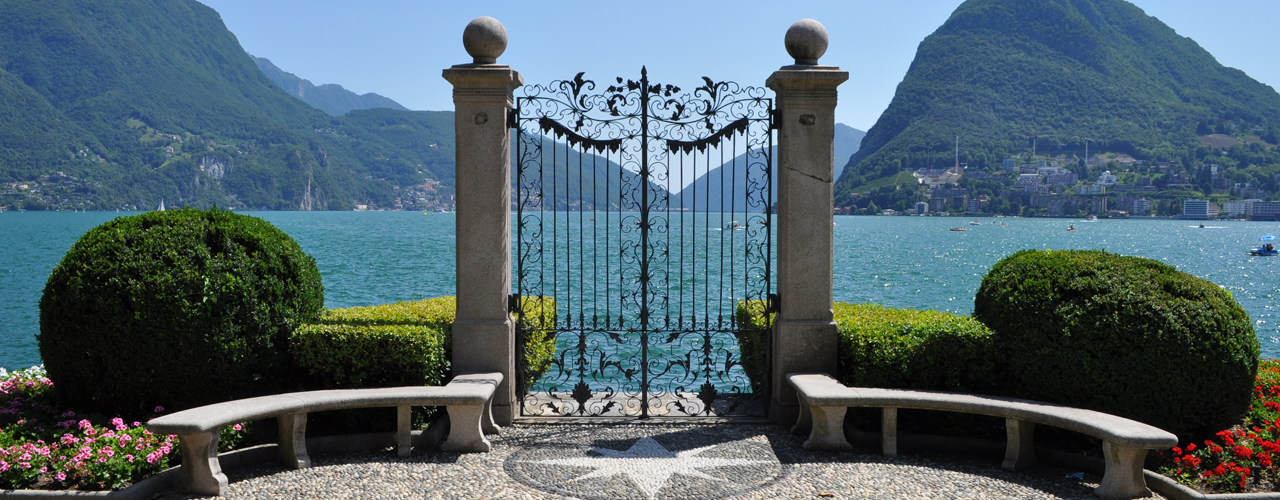 Paradiso - Lugano and its lake - Luganersee