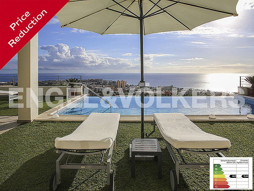 Costa Adeje - Property for sale in Tenerife: Villa in Caldera del Rey, Tenerife South, Engel & Völkers Costa Adeje