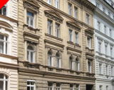 Real estate in Prague - Apartment building in Vinohrady
