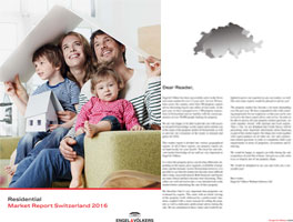 Real estate in Zug - Residential Market Report Switzerland 2016