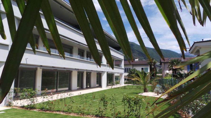 Ascona lago maggiore nuovo appartamento villa vista for Piani di casa di 1800 piedi quadrati aperti