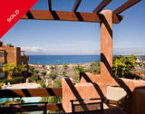 Costa Adeje - Duplex-Penthouse in Palm Mar mit Meerblick